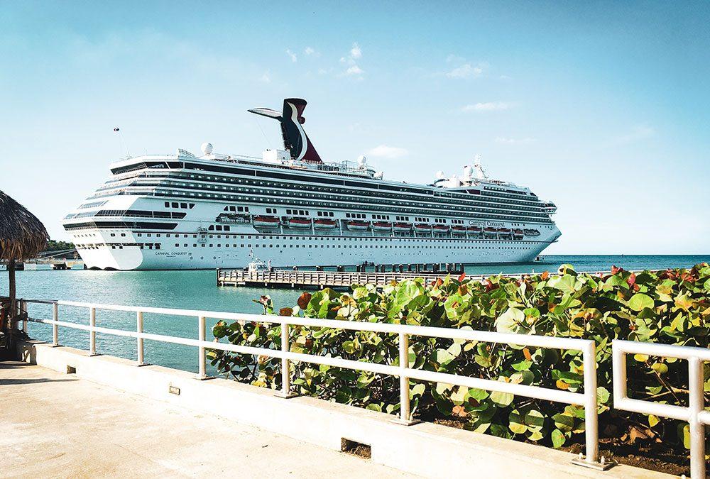 3 výhody práce na výletnej lodi