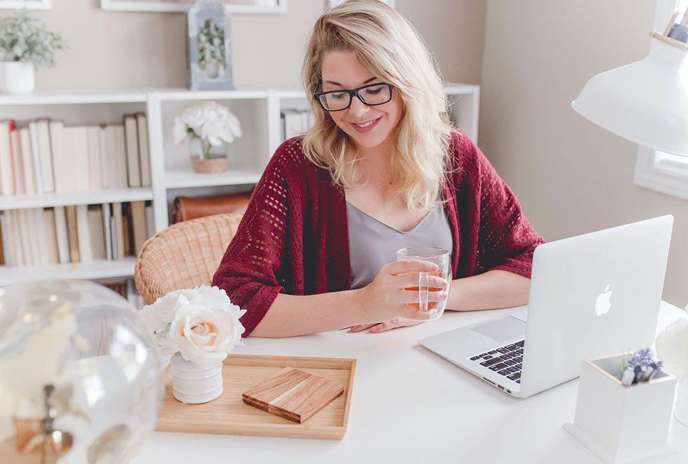 3 tipy pre produktívnu prácu z domu